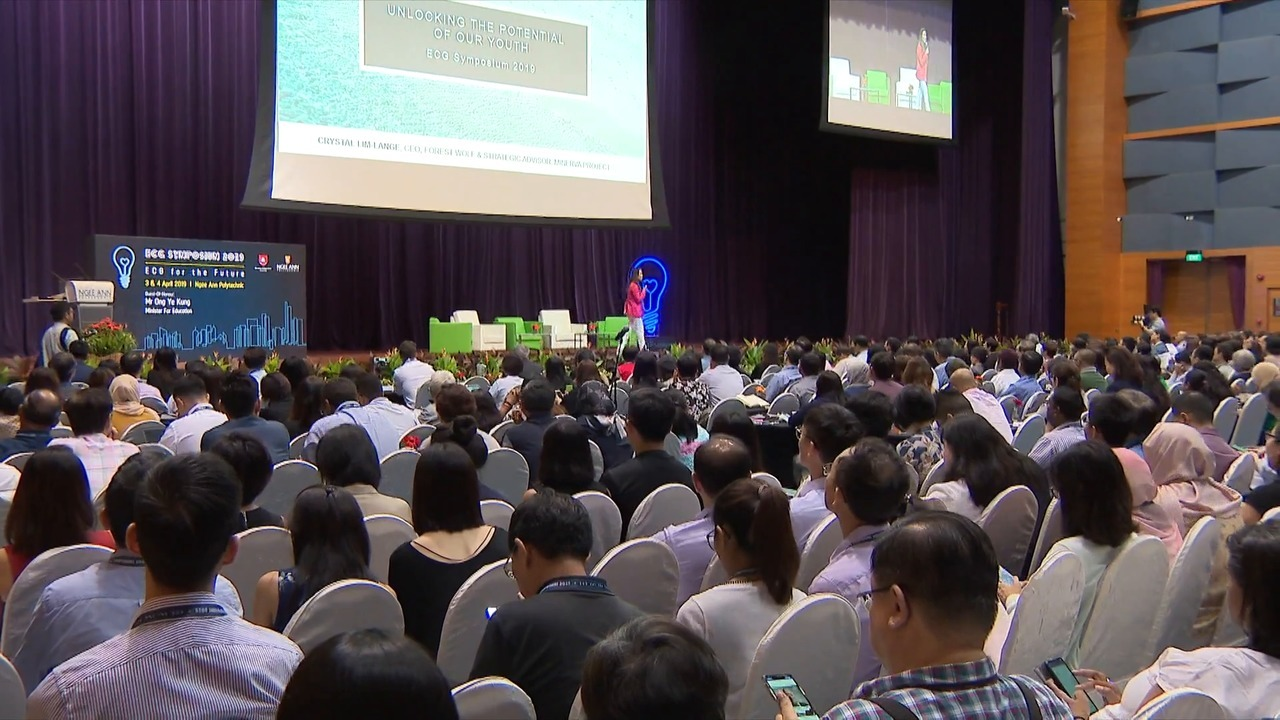 Future City programme by 5 polytechnics to groom talent for urban sector| Video