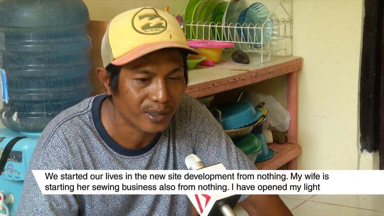Indonesian government works toward slum-free cities   Video