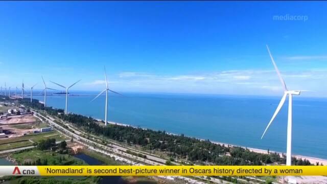 Hong Kong aims to be green financing hub of Asia | Video