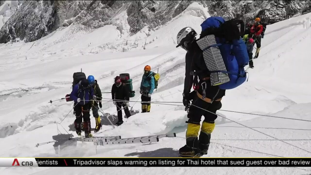 Nepal slowly reviving tourism industry, allowing trekkersto visit| Video