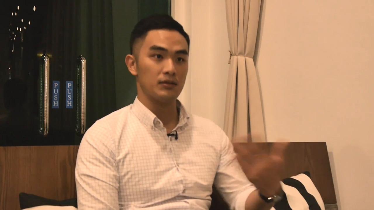 The Choo Choo Initiative: Lee Ci En