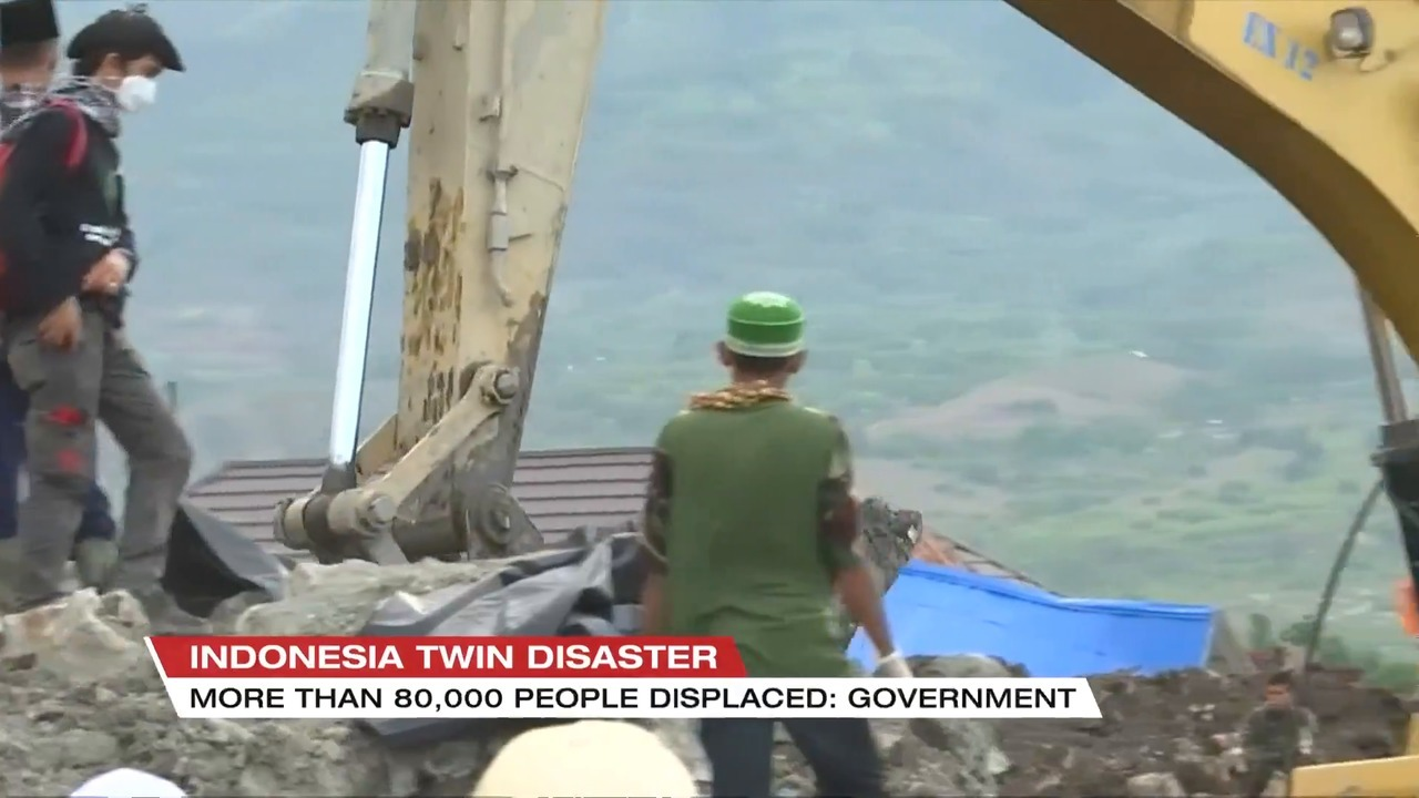 Indonesia ends search and rescue operations in quake-hit Central Sulawesi |Video