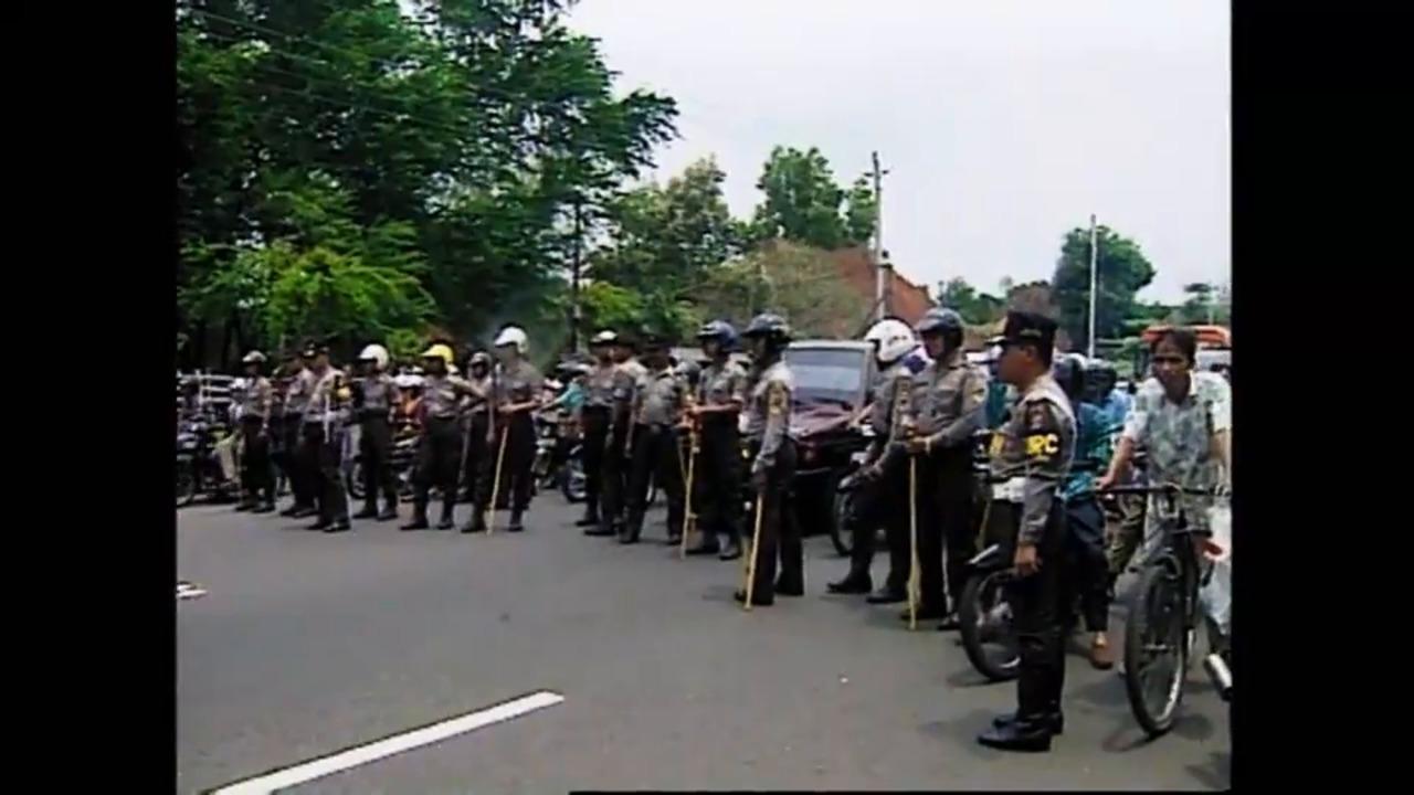 Fall Of Suharto