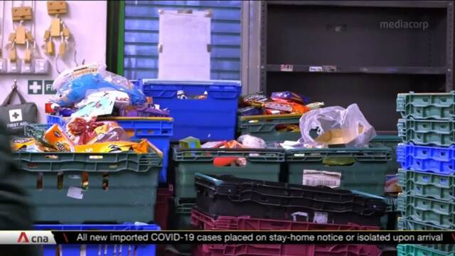 More children going hungry in the UK amid COVID-19 pandemic | Video