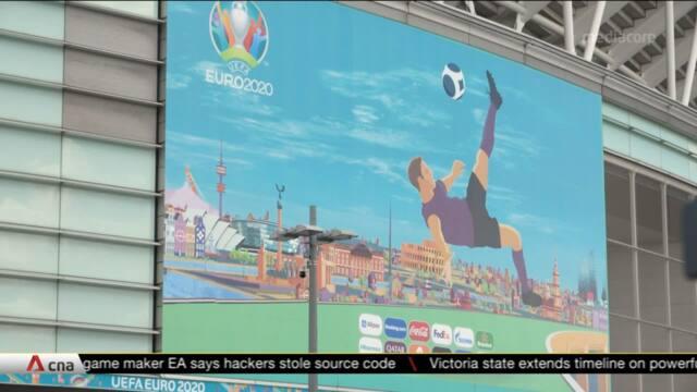 Euro 2020 football championship kicks off after pandemic delay | Video