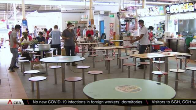 Gearing up for the resumption of dining-in | Video