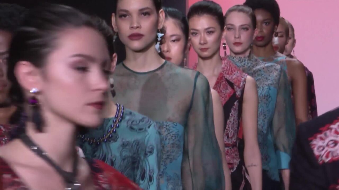 'Modest Fashion' makes its mark in NY Fashion Week | Video