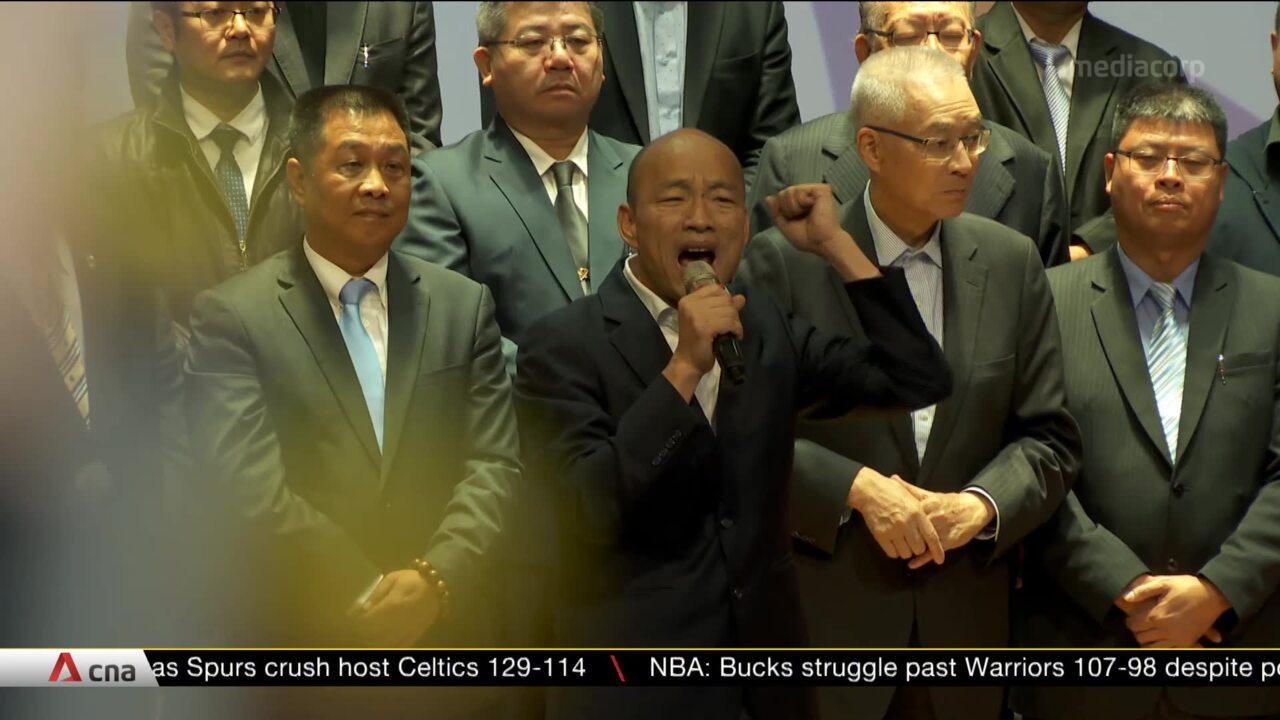 Taiwan's Presidential Race