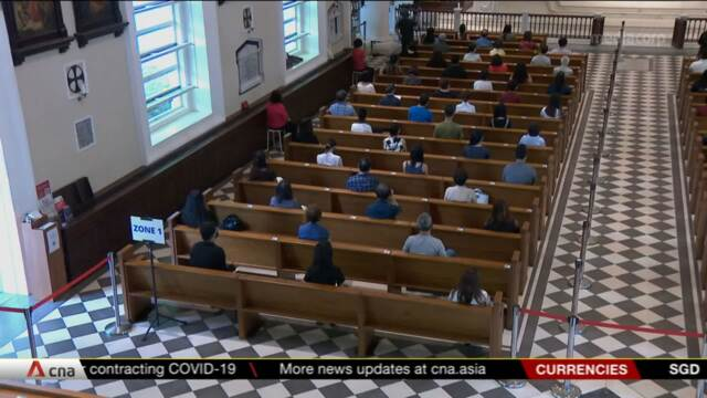 Some churches hold first Good Friday services since start of COVID-19 pandemic | Video