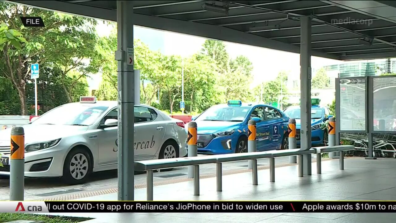 More than 1,000 taxis clocked over 16,000 food delivery trips over a month
