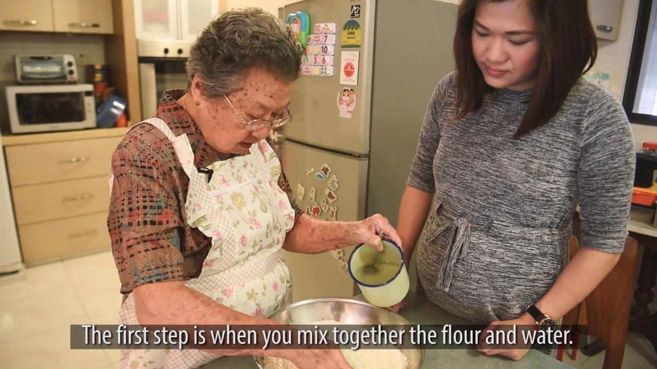 A Hakka Grandma's Labour of Love