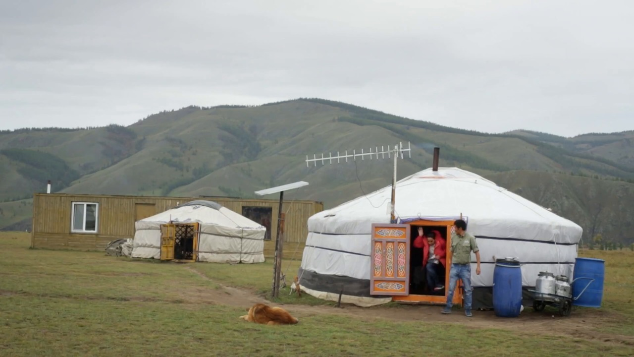 Jalman Meadows Wilderness Camp, Mongolia
