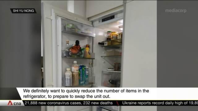 Sengkang condomimum residents offered compensation after spate of fridge fires | Video