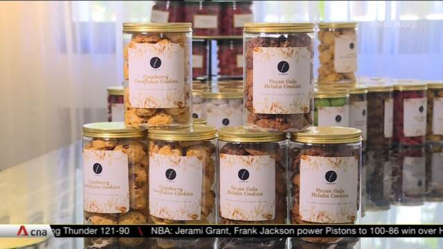 Home-based businesses seeing up to 50% more orders than last year ahead of Hari Raya | Video