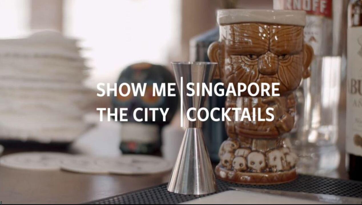Singapore Cocktails