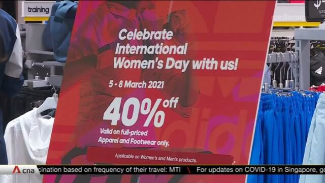 Discounts and deals for International Women's Day | Video