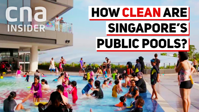 Clean or not? We test 10 public swimming pools in Singapore