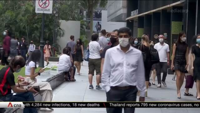 Number of green companies in Singapore set to surge | Video