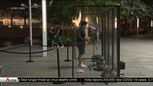 Buskers set to go digital in bid to revive busking scene   Video