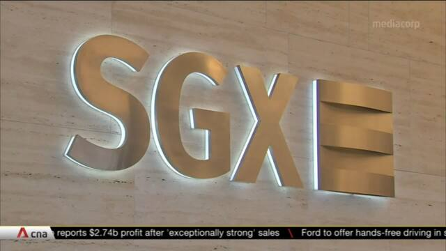 SGX moves to create SPAC listing framework | Video