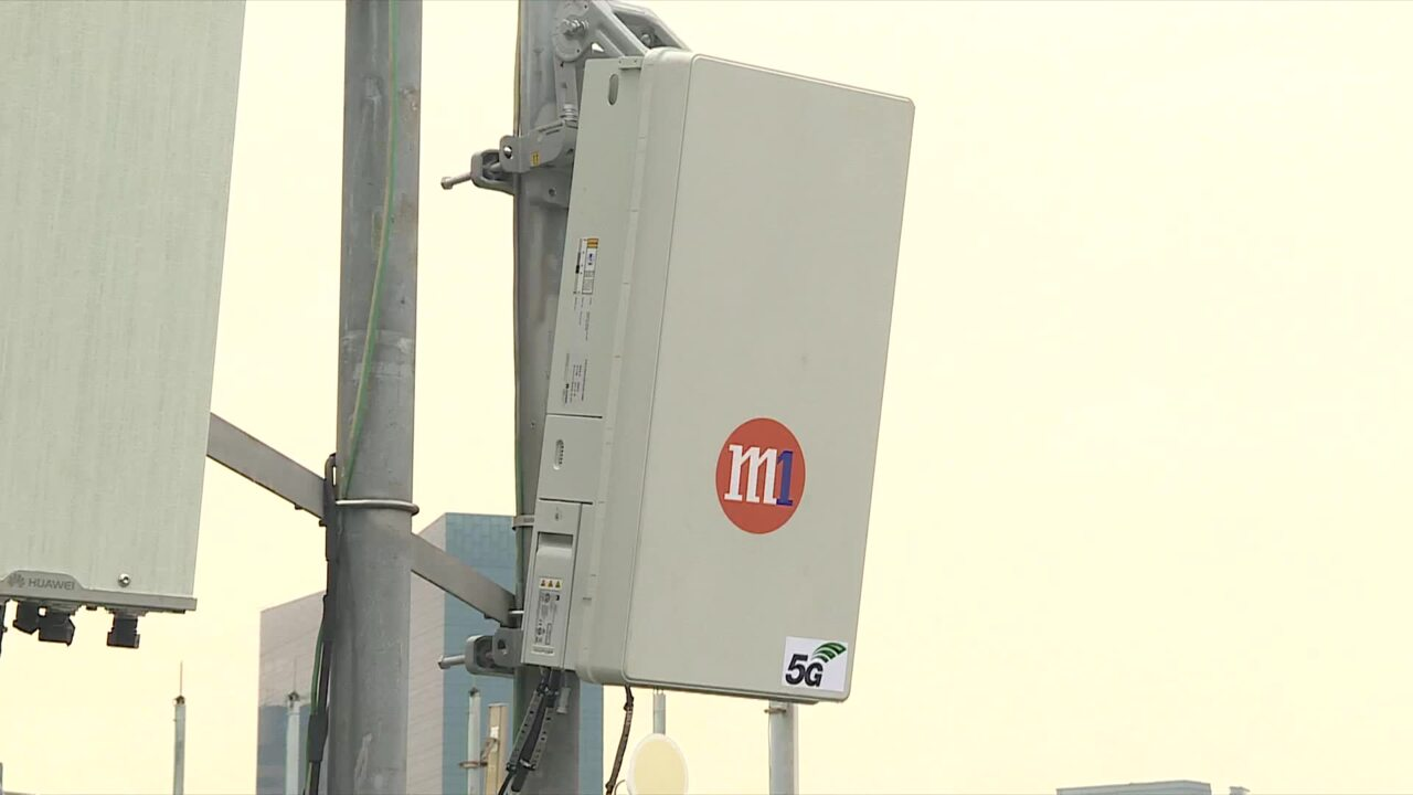 5G coverage across half of Singapore expected by end-2022 | Video