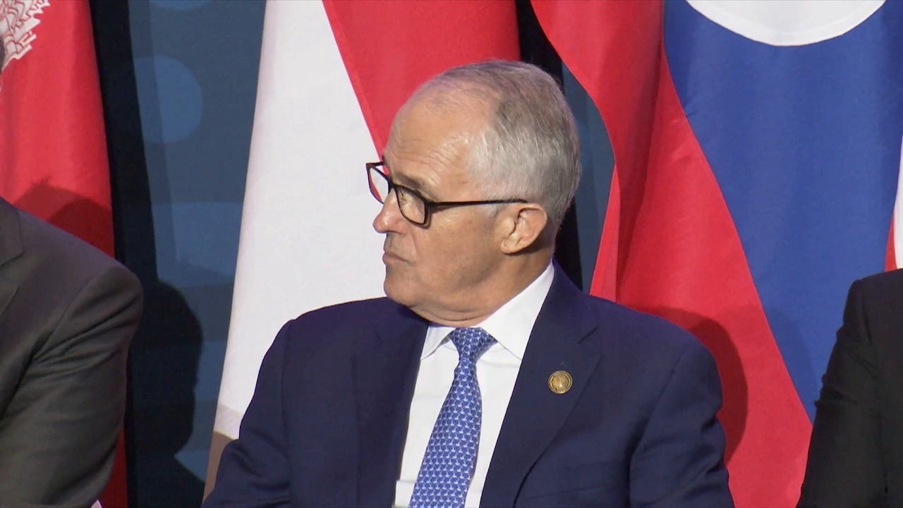 ASEAN, Australia sign deal to fight terrorism