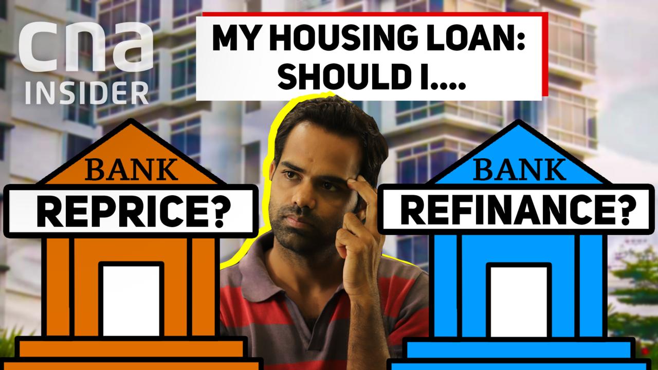 Money Hacks : Should I reprice or refinance my housing loan?