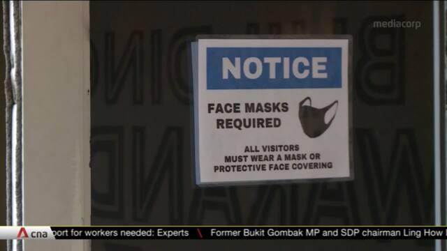 Texas, Mississippi lift COVID-19 mask mandate amid criticism | Video