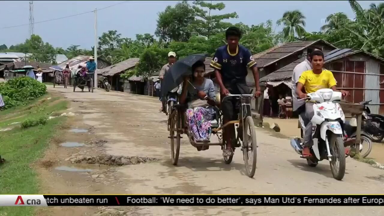 Rohingya community excluded from voting in Myanmar election | Video