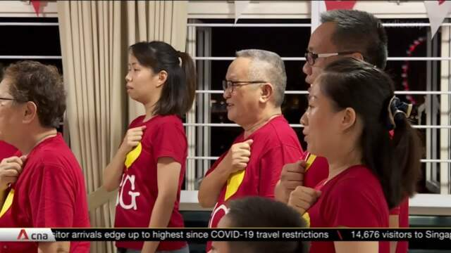 Despite 'exceptionally testing' COVID-19 year, Singapore can see light at the end of the tunnel: PM Lee | Video