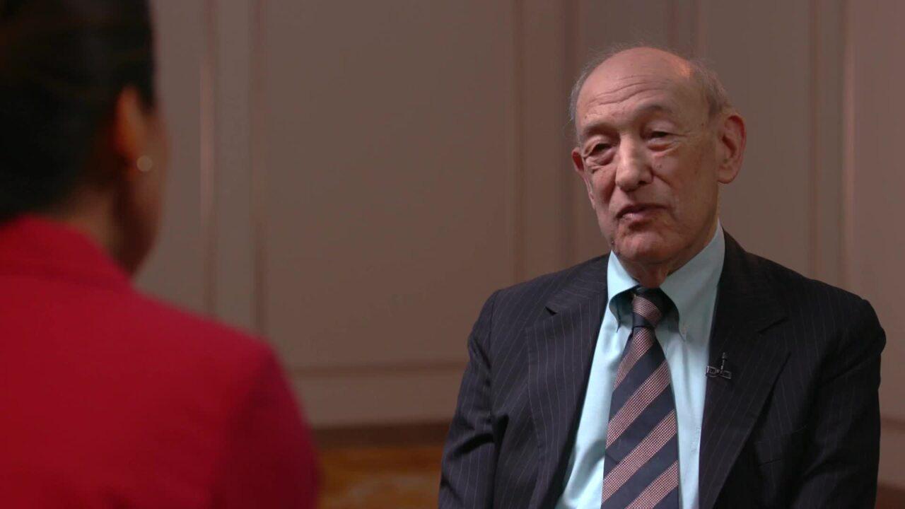 Ezra Vogel, Emeritus Professor, Harvard University