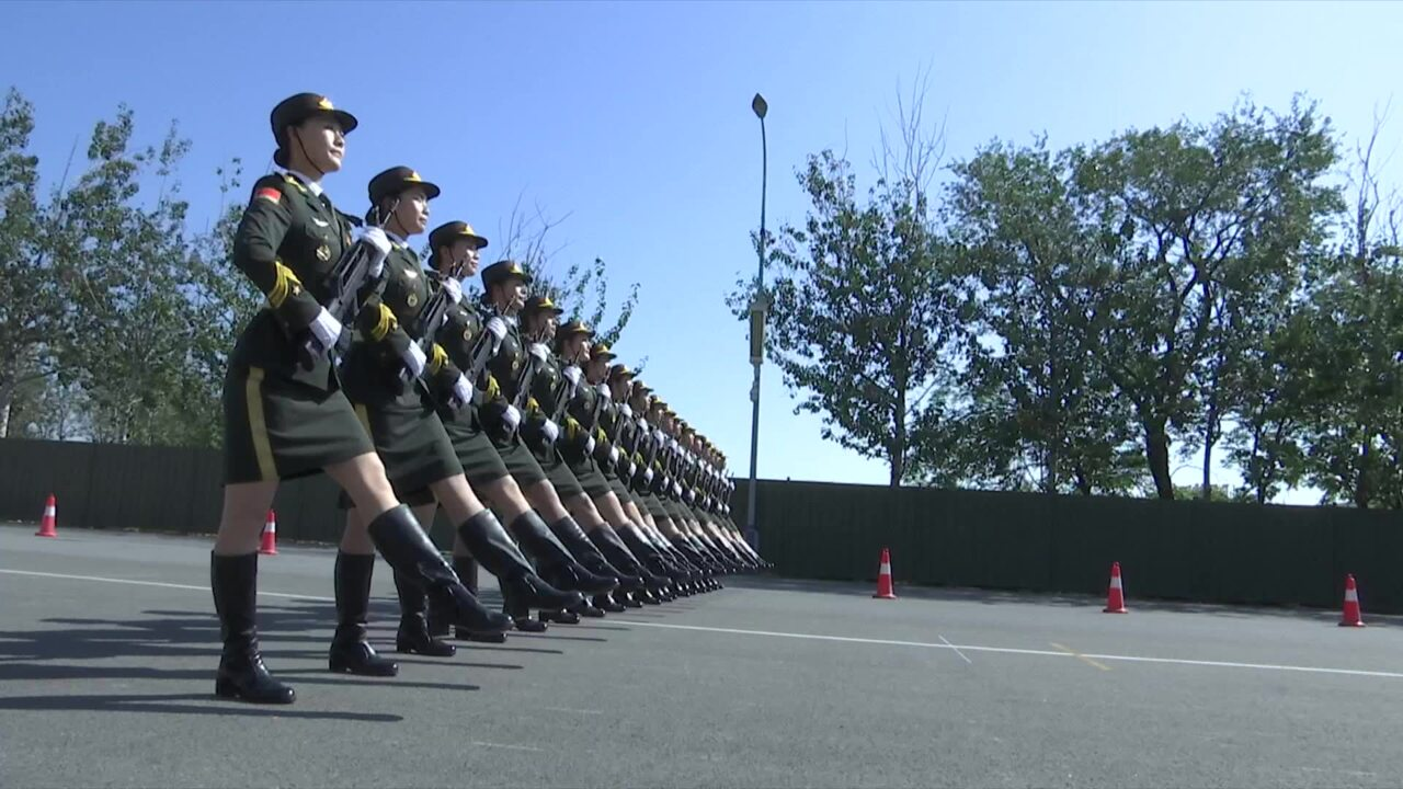 China set to host biggest military parade marking 70th anniversary | Video
