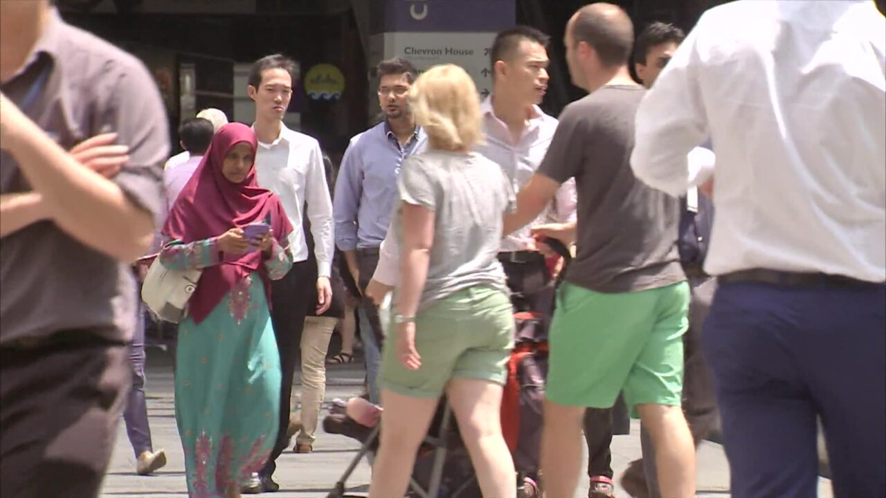 Income inequality in Singapore at lowest in almost two decades: SingStat | Video
