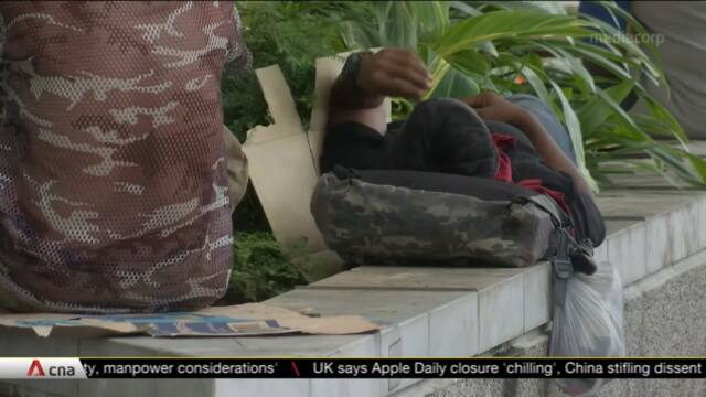 Malaysian authorities launch programmes to help the homeless | Video
