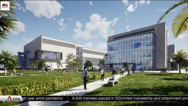 Sanofi to invest S$638 million in new vaccine production site in Singapore | Video