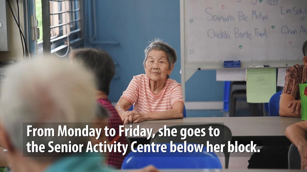 Singapore's elderly poor: Looking after Helen