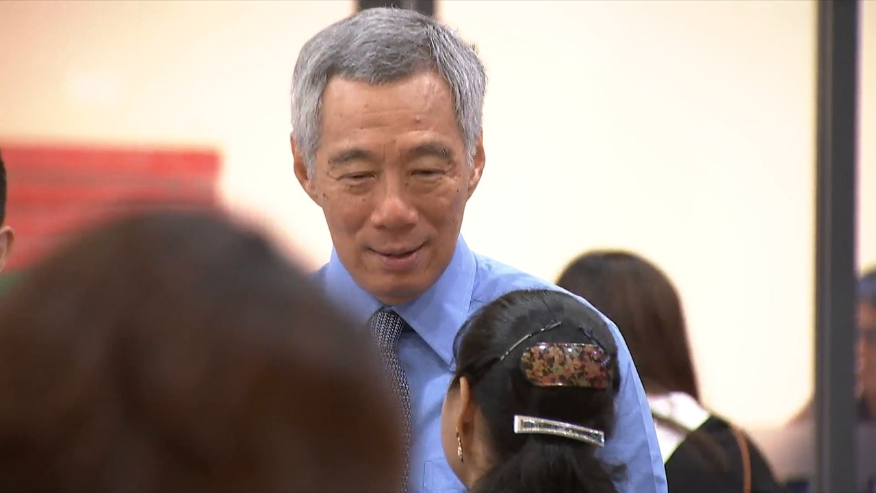 PM Lee welcomes new citizens, says becoming Singaporean is a two-way process   Video