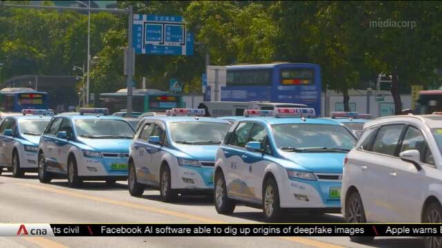 China's electric vehicle push could pose other issues down the road: Environmentalists | Video