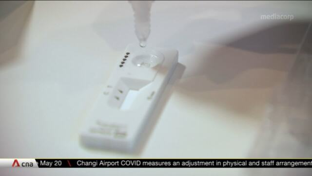 Pharmacies selling DIY COVID-19 test kits will inform customers how they work | Video