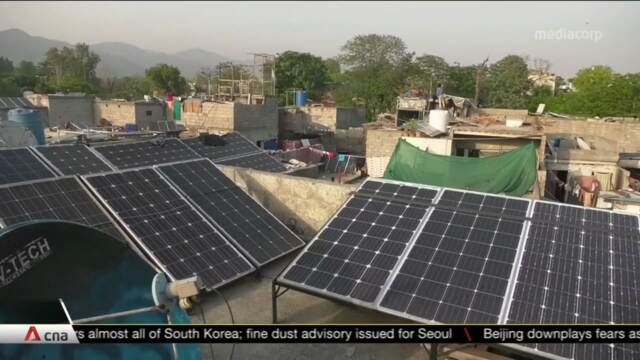 Pakistan hopes to generate 60% of electricity from renewable sources | Video