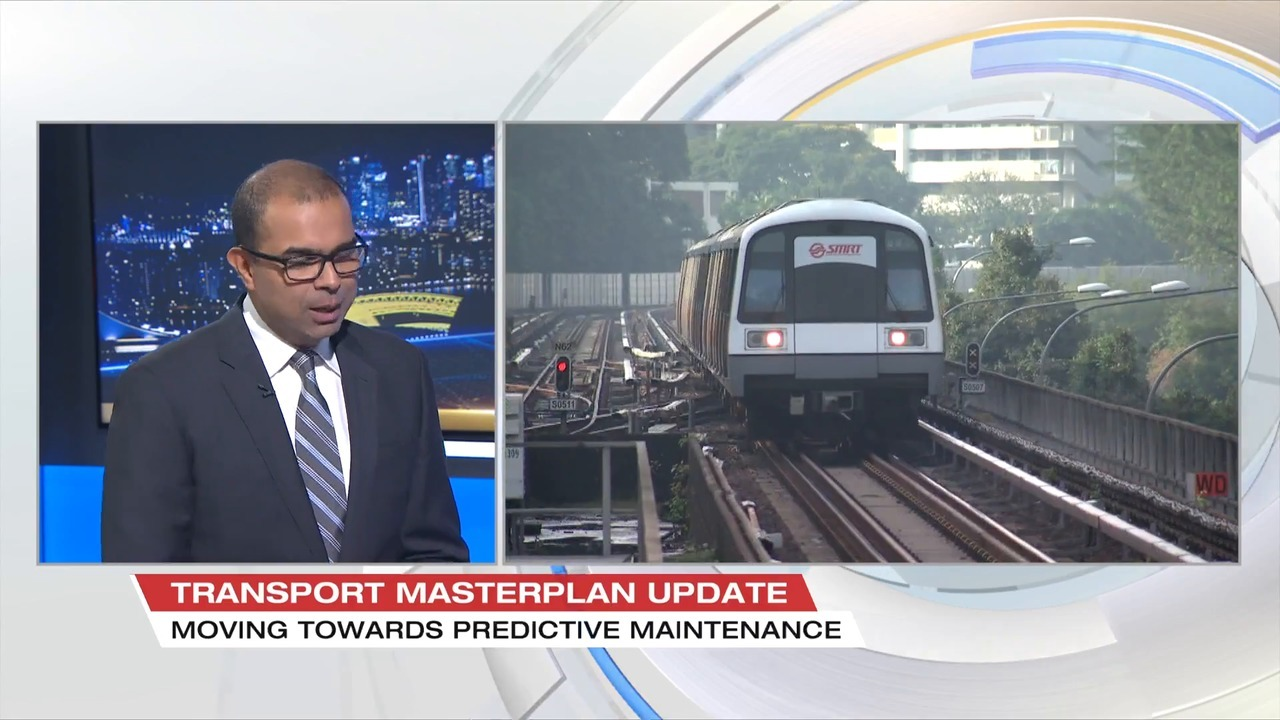 The future of transport? More 'gracious commuting', says Janil Puthucheary   Video