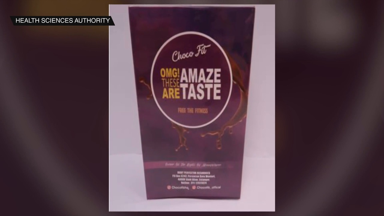 Woman suffers from severe heart failure after consuming illegal weight loss product: HSA | Video