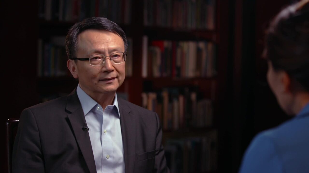 Jia Qingguo, Former Dean, School Of International Studies, Peking University