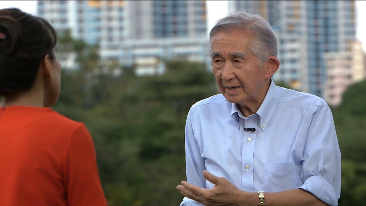 Dr Liu Thai Ker