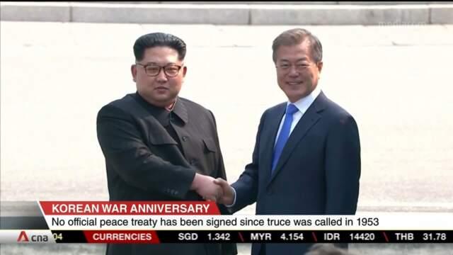 North Korean defectors hope for reconcillation as aftermath of Korean War lingers | Video