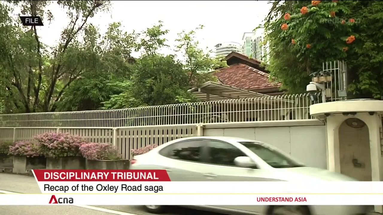 Lee Suet Fern found guilty of misconduct over handling of Lee Kuan Yew's final will | Video