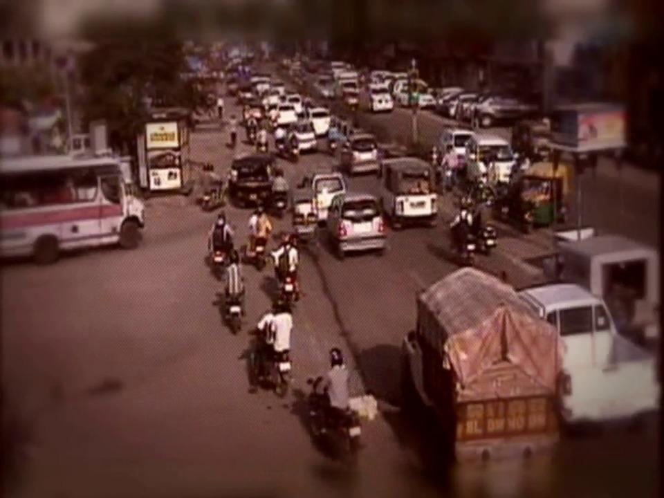 India's Killer Roads