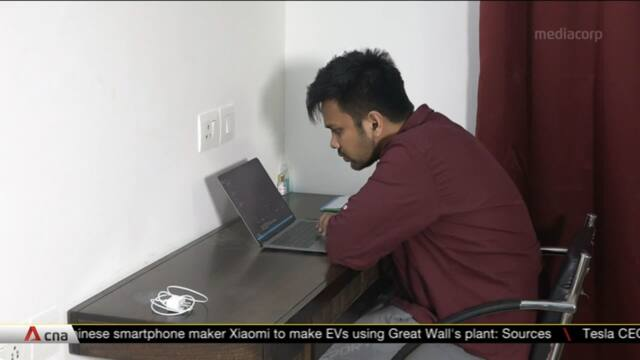 Employment woes for India graduates as COVID-19 bites   Video