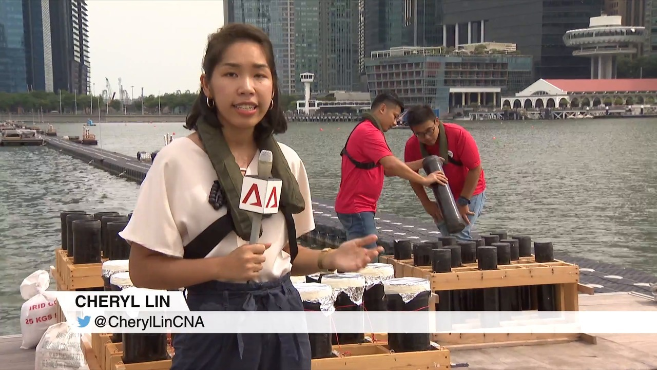 NDP 2019: Fireworks to be set off at Singapore River for the first time | Video