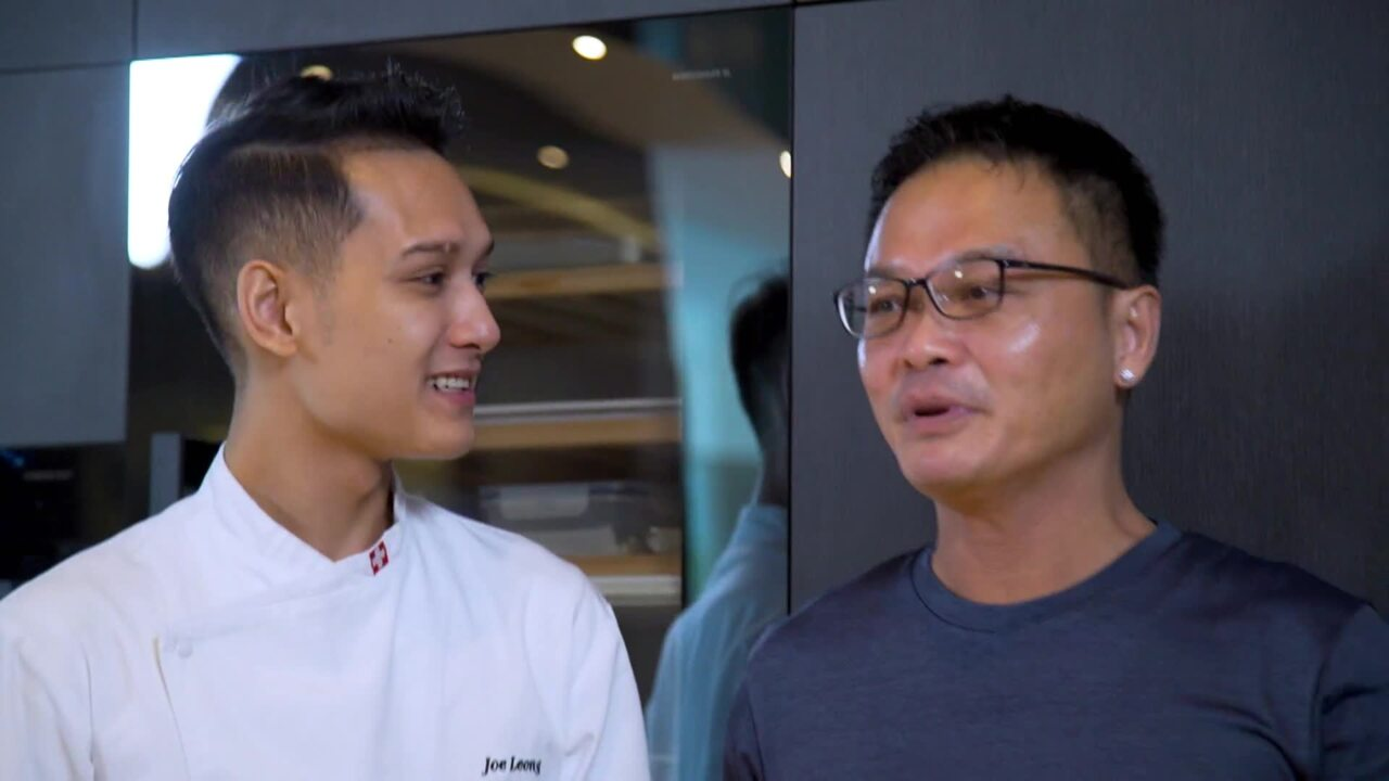 Runs In The Family - Cooking With Dad